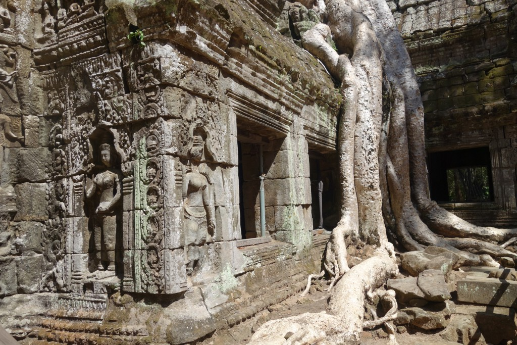 Another view of Ta Prohm.
