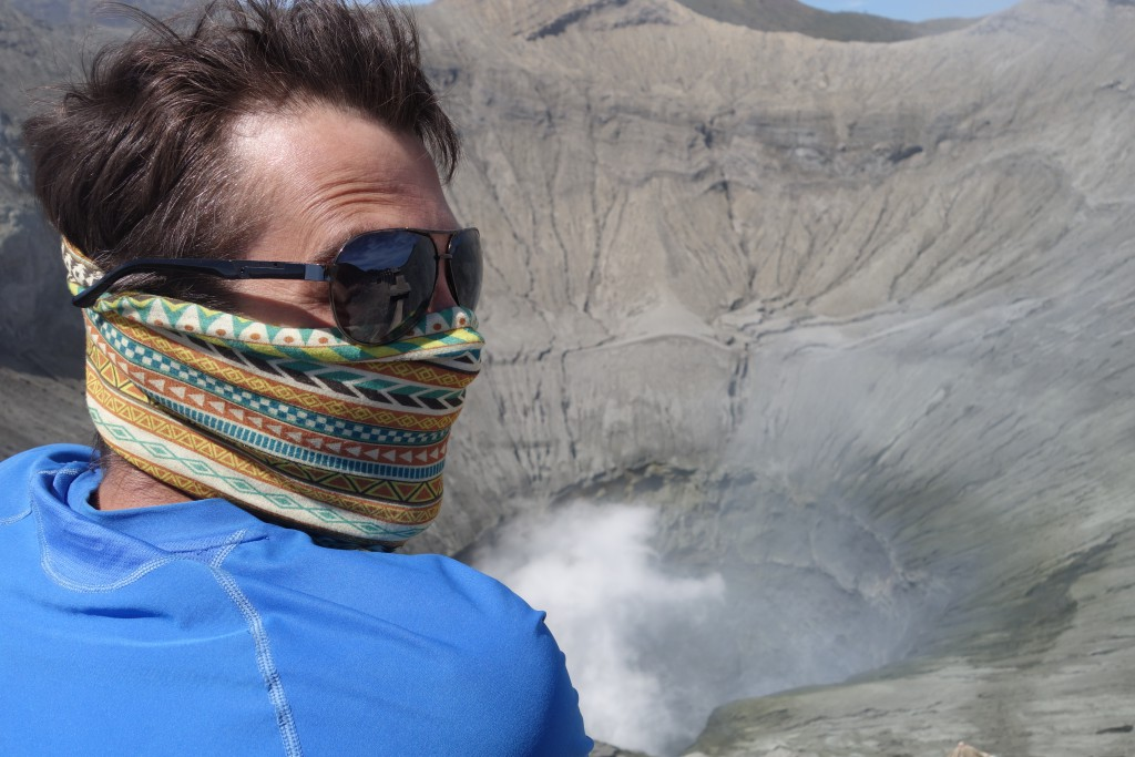 Bromo Volcano.